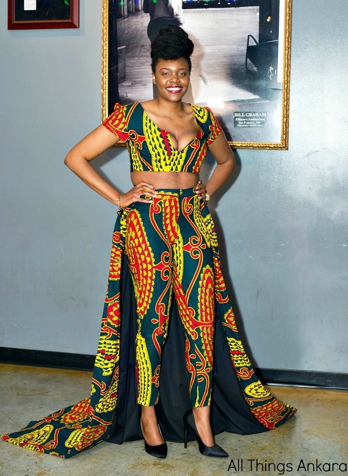 All Things Ankara Best Dressed Women At GWB Comission's