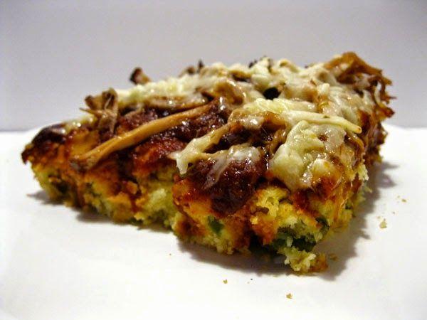 Carnitas Tamale Pie / Tarte tamale aux carnitas
