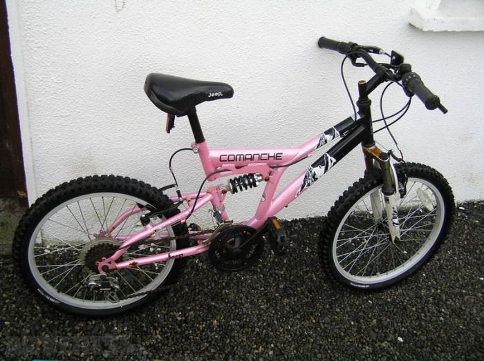 8 Year Old Bike Size   Girls Bike About 8 14 Years Old For Sale in Portlaoise, Laois from ...