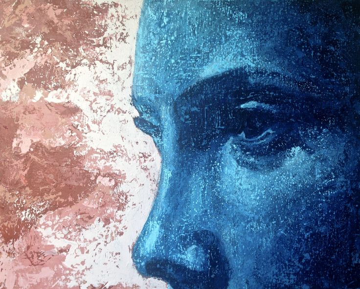 MY LOVE UNKNOWN FOR YOU You think you know, but it is not. You think you feel, but you feel differently. You think you understand... Just stop. #art #love #painting #contemporaryart #eyes #blue #woman #girl #modern #gallery #best #subtle