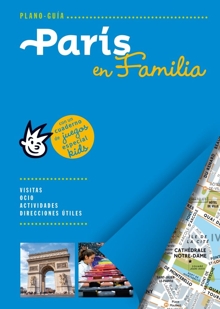 París en familia: plano-guía - Cerca amb Google