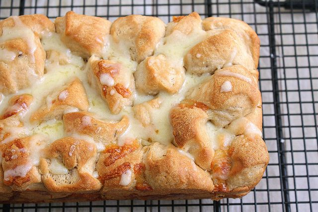 Golden Cheesy Bread by Tracey's Culinary Adventures, via Flickr