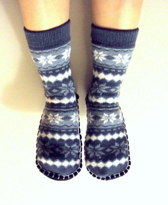 112 best Slippers - Socks - Barefoot Sandals images on Pinterest ...
