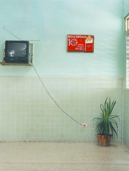 Adam Broomberg  & Oliver Chanarin    Rene Vallejo Psychiatric Hospital, Cuba,