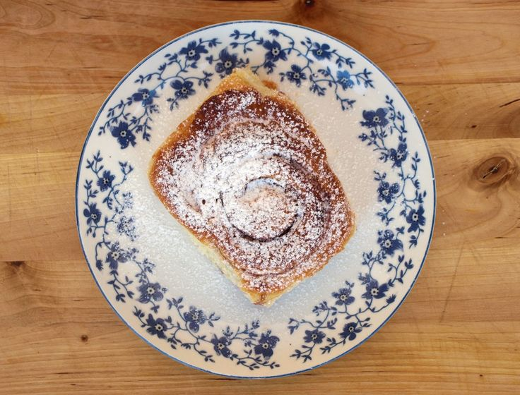 cinnamon roll -  Nadýchané, vláčné a dobré i třetí den po upečení.