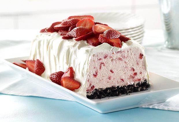 Epres csokis tortafagylalt – annyira egyszerű, hogy bárki meg tudja csinálni és mámorító finomság! :)