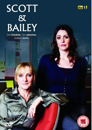 Scott & Bailey - British crime drama starring Leslie Sharp and Suranne Jones.  An awesome series.