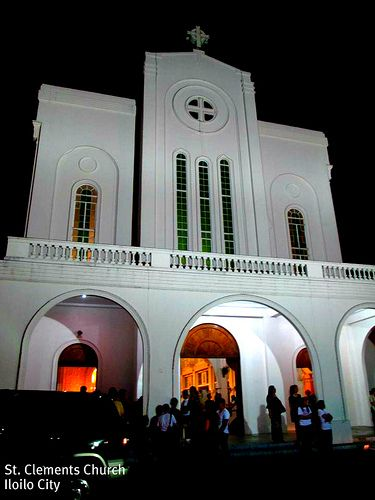 St. Clements Church in Iloilo City
