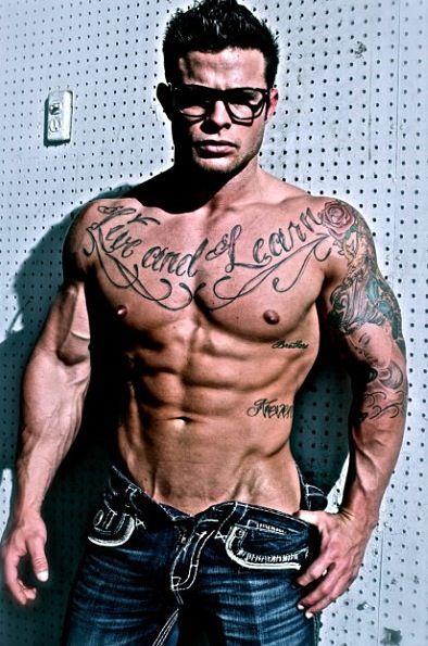 #Bodybuilder #Tattoo | Bodybuilding/Tattoo & Body Art ...