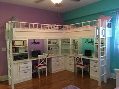 Kids Beds, Custom Made Bunk Beds and Kids Bedroom Furniture ...