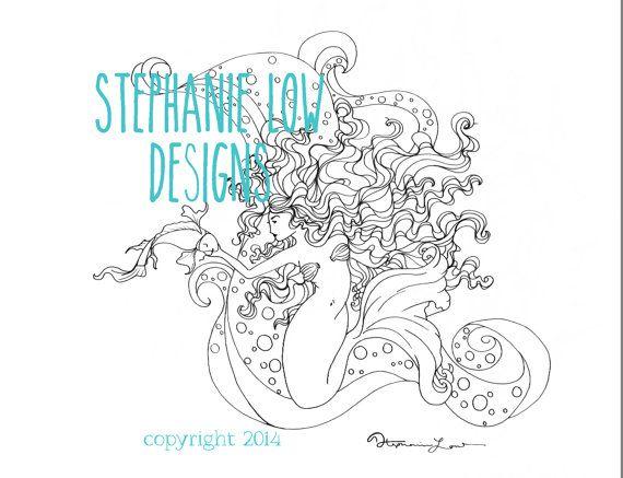 Stephanie Tattoo Designs