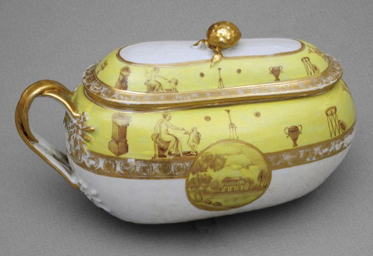Bourdaloue, c.1811. Click the link above to read more and find out what it was used for.