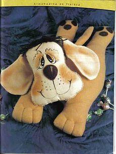 Игрушки-подушки для любителей кошек и собак