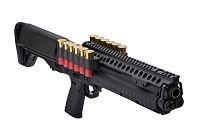 Mesa Tactical Announces New SureShell™ Shotshell Carriers for Kel-Tec KSG Shotgun.  http://www.amazon.com/Tactical-Sureshell-12-Gauge-Shotshell-Ammunition/dp/B003NHCLMM/ref=sr_1_1?ie=UTF8=1335363042=8-1