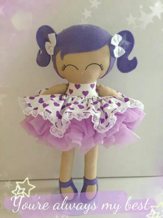 Fofus purple