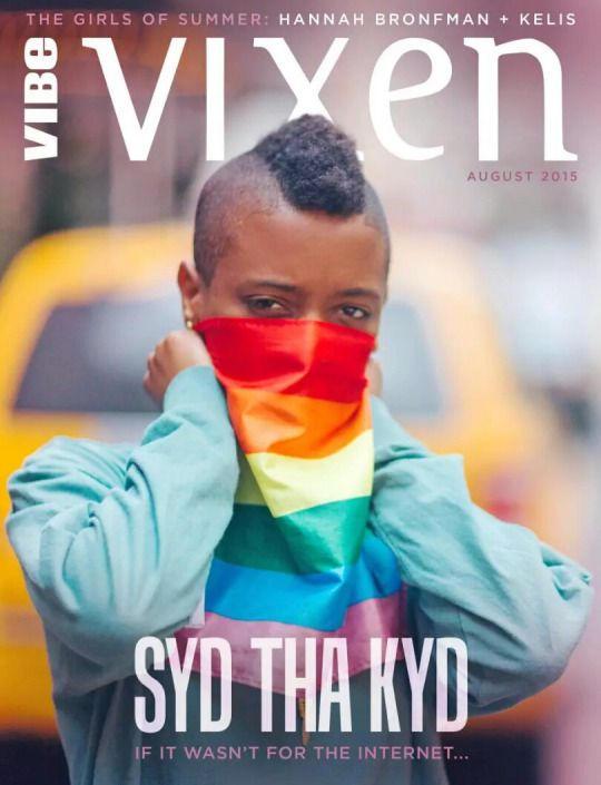 Digital Cover: Syd Tha Kyd 'If It Wasn't For The Internet...' http://alpha.wearewakanda.com/posts/SK3AXgykhfZ7F3WP9/digital-cover-syd-tha-kyd-if-it-wasn-t-for-the-internet?utm_content=buffere4054&utm_medium=social&utm_source=pinterest.com&utm_campaign=buffer #music VibeMagazine The Internet