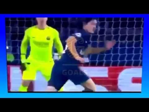 psg vs barcelona campeones liga 4 0