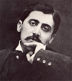 """Marcel Proust via André Vincens' """"Proust, ses personnages: A la recherche du temps perdu"""""""