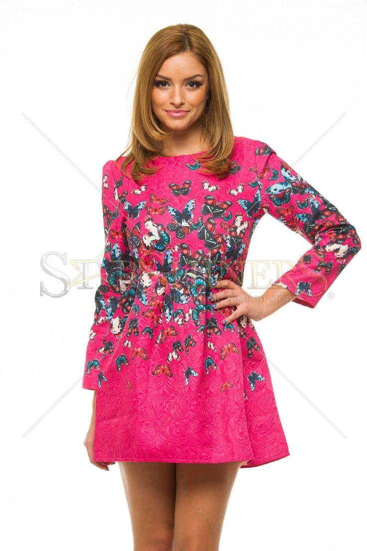 Rochie Cheerful Spirit Pink