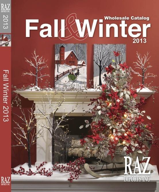 RAZ Imports Wholesale Catalog Available April 8th.   2013 Christmas ...