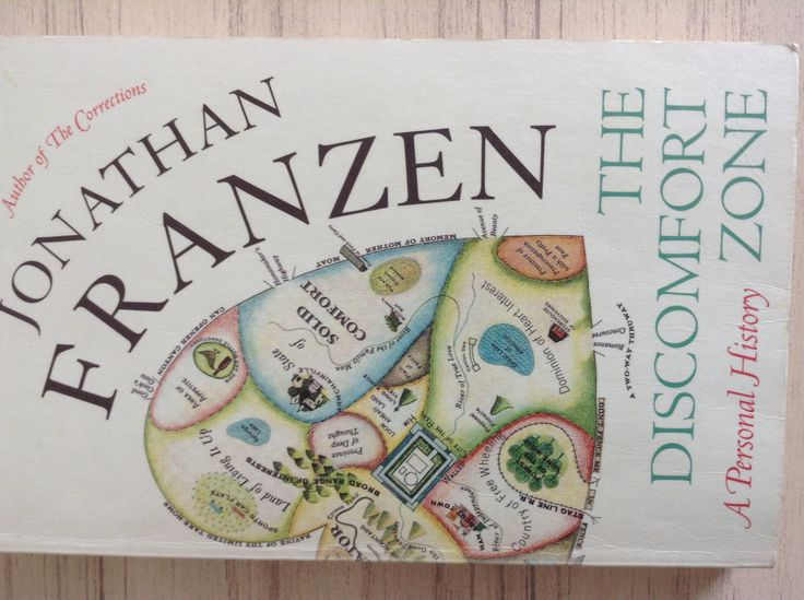 More than we need to know about Franzen's lifelong insecurities. Should save it for his excellent novels.