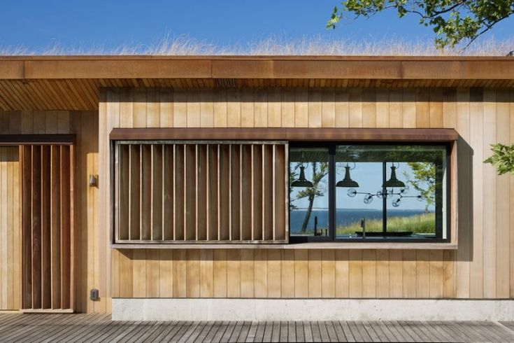 Waterfront Modern Retreat Overlooking Peconic Bay in the Hamptons, Peconis House 4