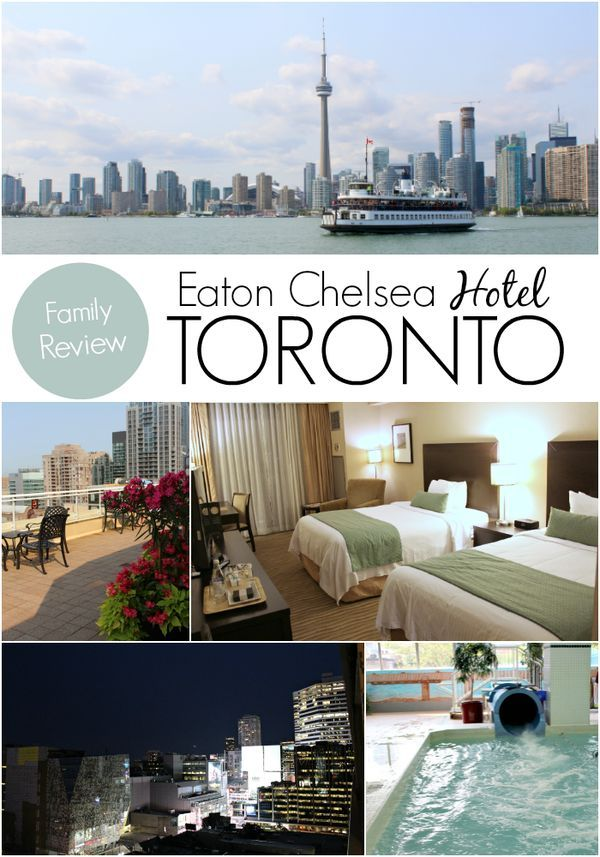 Eaton Chelsea Hotel in Toronto Canada.  A family friendly hot spot for your next vacation. Review by Kim Vij