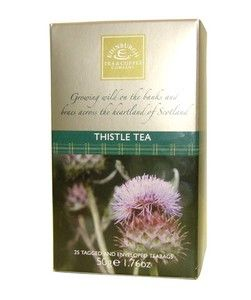 Edinburgh Thistle Tea