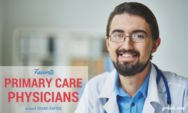 Top Primary Care Physicians in Greater Grand Rapids