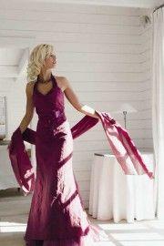 Gekleurde trouwjurken - Assepoester Feestkleding