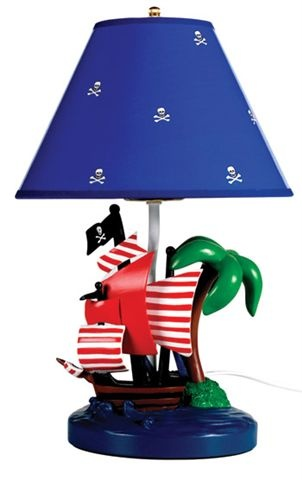 Good find!!  Might go well with Lachie's pirate themed bedroom!!