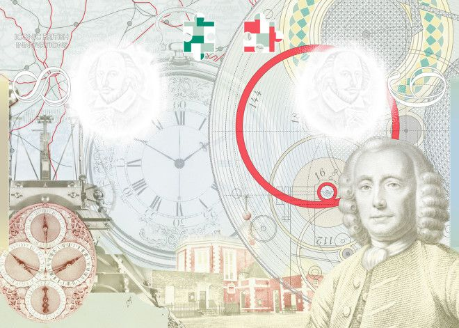 New British Passports Star (Mostly Male) Icons of Creativity