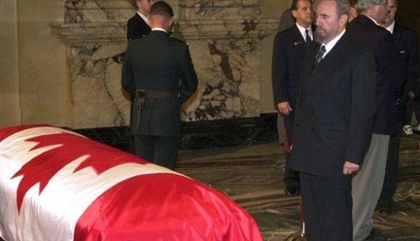 Obama, Trudeau y Theresa May ausentes en funeral de Castro