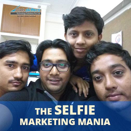 #Enjoyment: The Success Of #Marketing to the #Selfie Generation. #SelfieMarketing