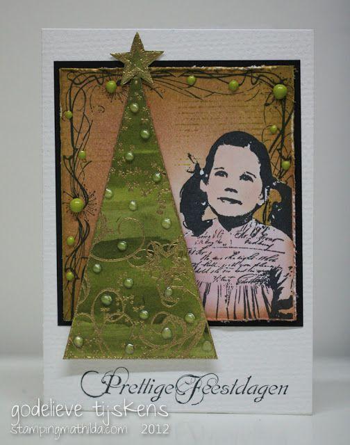 StampingMathilda: Christmas at Art Journey - 5
