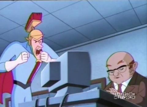 It's a medical PLA-ZA!  -Lord Bravery, FreakazoidMedical Plaza