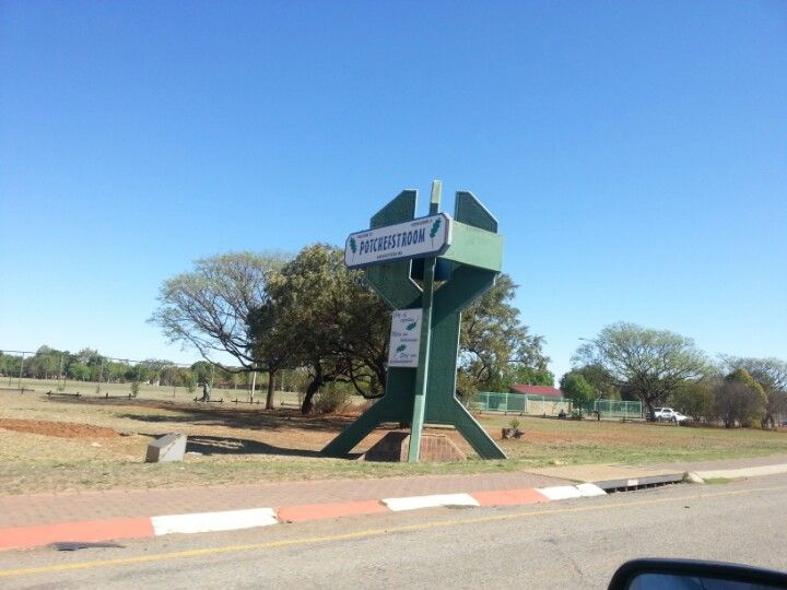 Potchefstroom in North West
