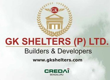 GK shelters pvt ltd.LOGO