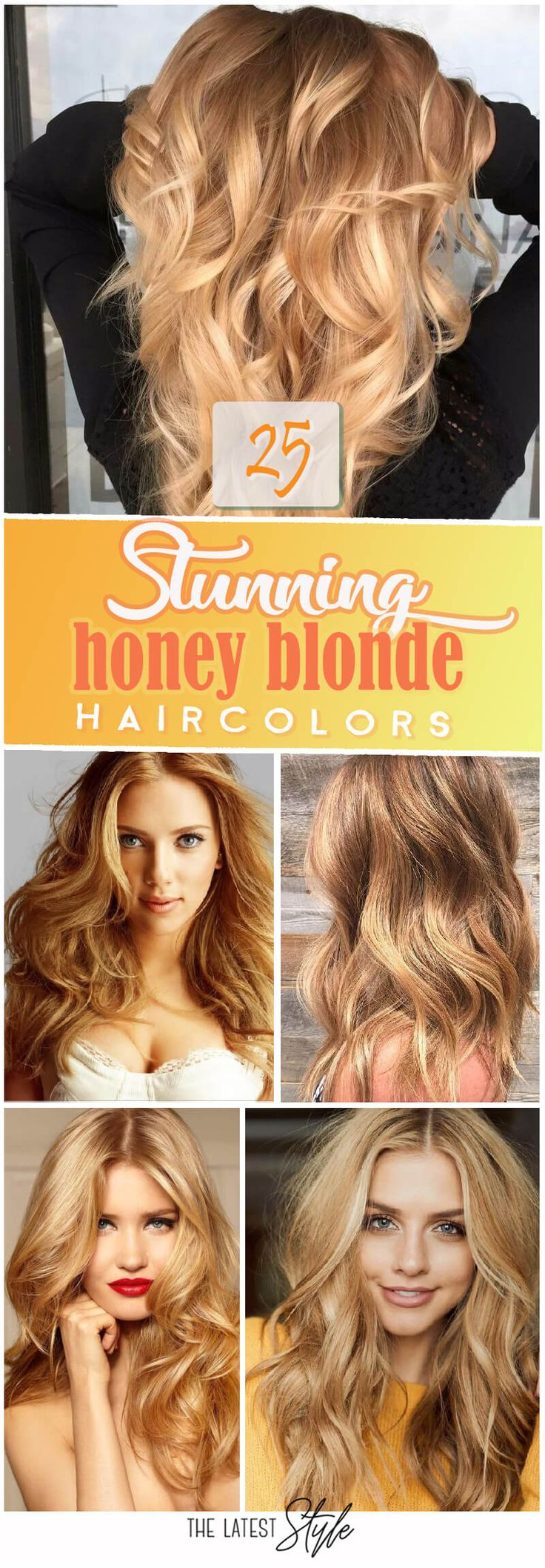 """Heidi Klum has said that, """"going blonde is like buying yourself a light bulb."""" Maybe you're already blonde and are looking to mix up your hue, or perhaps you're going ... Read More"""