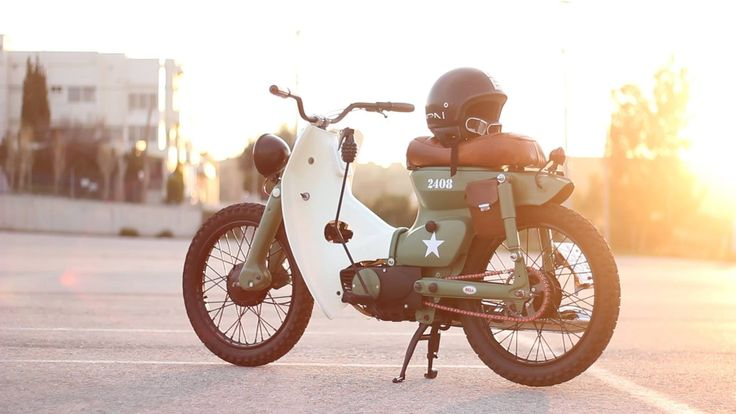 HONDA CUB RULES,THE REVIVAL