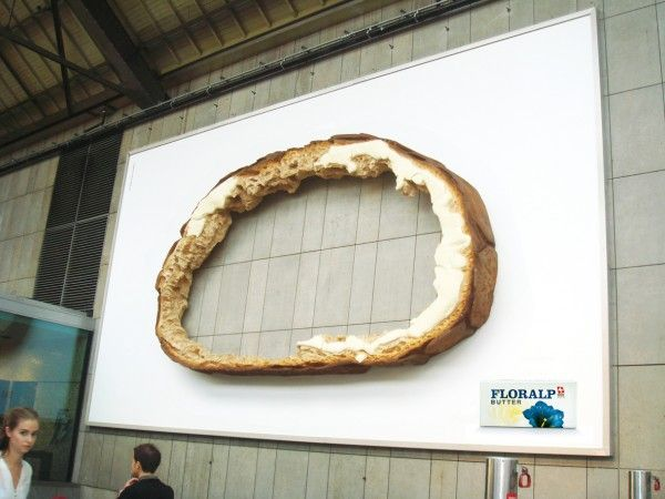 Publicidad exterior muy creativa