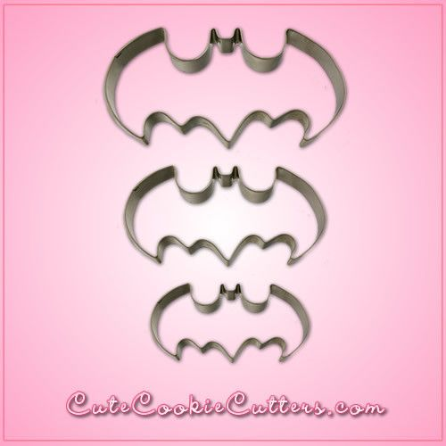 Batman Cookie Cutter (not just for bday's for EVERYday cookies!)