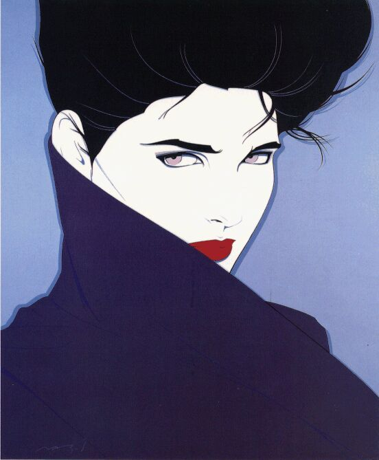 179 Best Patrick Nagel Images On Pinterest Nail Scissors