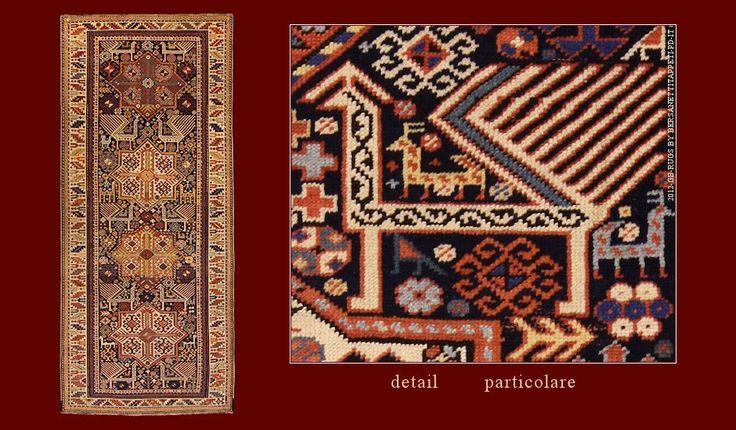 SHIRVAN AKSTAFA RUGS , ANTIQUE CAUCASIAN RUGS_141205259366