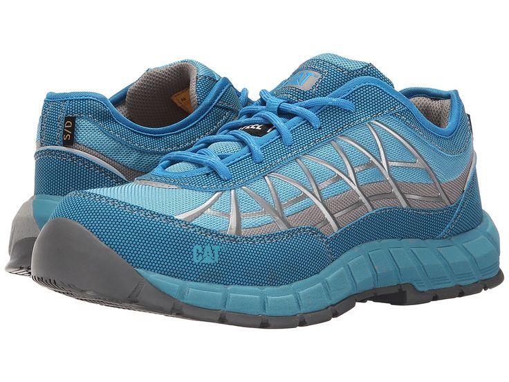 Caterpillar Connexion Steel Toe Women's Industrial Shoes Blue