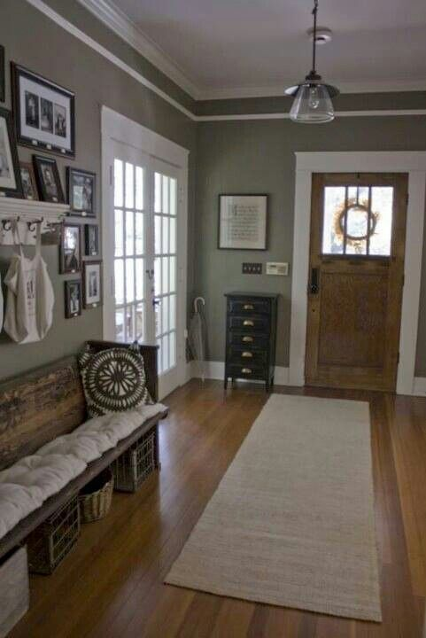 Mud room area ideas for our entry way
