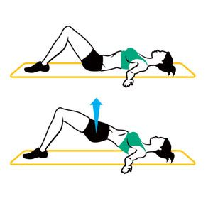 Blast those inner thighs also good for lower stomach and the lower back!