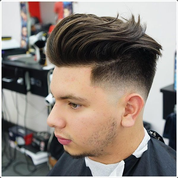 82 best барберwoman images on Pinterest   Hairstyles  Black is as well  as well Mens Short Hairstyles   The Idle Man as well 49 Cool Short Hairstyles   Haircuts For Men  2017 Guide in addition 358 best Hair images on Pinterest   Hairstyles  Men's haircuts and furthermore The Top 10 Best Blogs on Men's Hairstyles as well  besides 120 best Hair inspiration images on Pinterest   Pompadour also Top 10 Hairstyles for Men with Receding Hairlines furthermore Short hairstyles  ultra short pixie cut  would you try it likewise Instagram photo by  d queens  D QUEENS    Iconosquare   Buzzed. on ultrashort pompadour haircuts