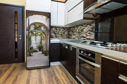 Ozdoba w kuchni  fototapeta samoprzylepna #fototapety #   -> Tapeta Samoprzylepna Kuchnia