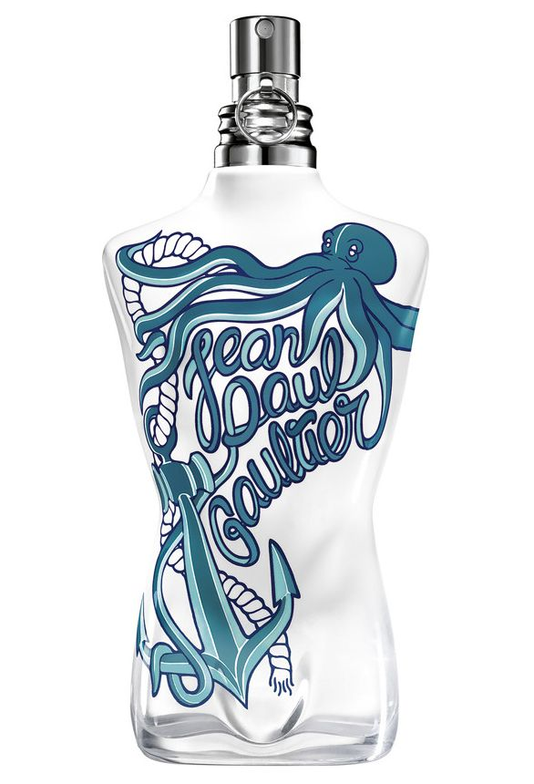 Le Male Summer 2014 Jean Paul Gaultier cologne - a new fragrance for men 2014